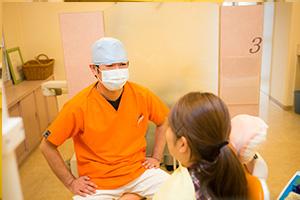当院のおもな予防歯科メニュー3